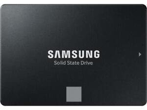 "SAMSUNG 870 EVO Series 2.5"" 2TB Internal Solid State Drive (SSD) MZ-77E2T0B/AM"
