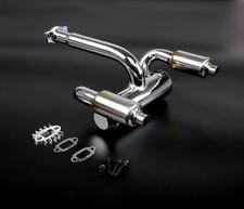 1/5 rc baja parts Rovan baja rc car parts BAJA double exhaust pipe with muffler