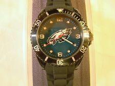 Brand New Philadelphia Eagles Football NFL Sparo Sports Watch Rotating Bezel