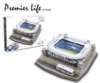 Real Madrid F.C. Santiago Bernabeu Stadium 3D Puzzle- 160 pieces