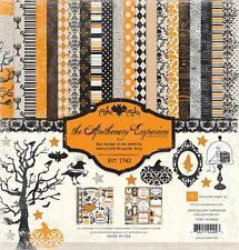Echo Park APOTHECARY Emporium 12x12 Collection Kit HALLOWEEN Scrapbook Planner