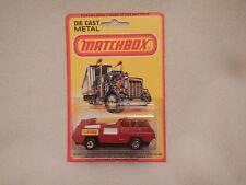 1980 Matchbox #22 Blaze Buster