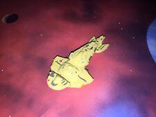 Star Trek Micro Machines Cardasian Obsidian Keldon Warship Space Star Ship Fleet