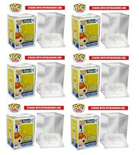 Funko Pop! Stacks: Premium Authentic Hard Shell Protector - Case of 6