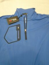 RLX Ralph Lauren Quarter Zip Performance Quarter Zip Pullover NWT Medium $125