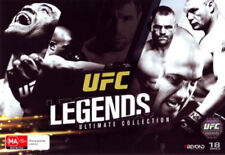 UFC Legends - Ultimate Collection DVD R4 Brand New!!!