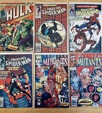 Comic Book Grab Bag X5 Comics Buy X2 Get 1 Free. Thor 337 She-hulk 1 Hulk 181::