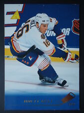NHL 15 Brett Hull St. Louis Blues Pinnacle 1995/96