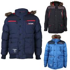 Men's Nylon Other Hip Length Hooded Coats & Jackets