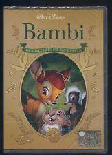 BAMBI Disney Collezione Completa - DVD Sigillato Edicola - 707ed
