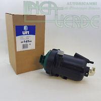 FILTRO GASOLIO COMPLETO UFI 5514500 PER 51779083 FIAT MULTIPLA 1,9 JTD 120 HP