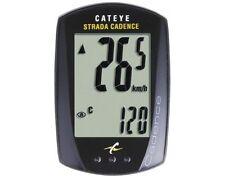 Ciclocomputadores y GPS negro CatEye para bicicletas