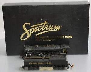 Bachmann 82503 Spectrum 82503 C&O J2 Heavy Mountain Steam Locomotive LN/Box