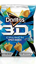 0.625 Ounce Bag Doritos 3D Crunch Spicy Ranch *** Will Be Here In One Week ***