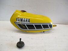 1977 Yamaha YZ 80 used Gas Fuel Tank