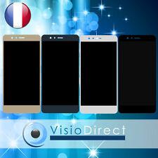 Ecran complet pour Huawei P10 Lite vitre tactile ecran LCD noir blanc bleu ou or