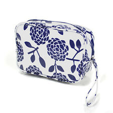 NEW Dandi Travel Cosmetic Bag - Floral Blue Dandi large cosmetic bag Dandi large