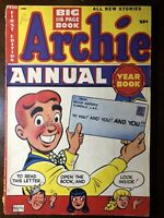 Archie Annual #1 (1950) - Premiere Issue! Veronica! Betty! - Key!