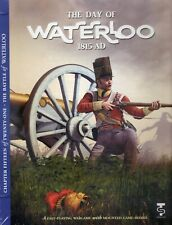 TPS: The Day of Waterloo 1815 AD boardgame
