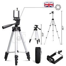 Universal Camera Camcorder Tripod Stand for Canon Nikon Sony Fuji Panasonic UK