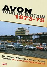 Avon Tour of Britain 1973 - 75 (New DVD) Production Car Racing / Rallying