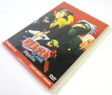 Naruto Shippuden Part 10 (3 Discs Boxset, Episodes 221-242, Region ALL DVD)