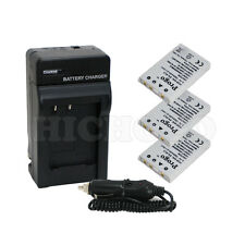 Progo 3  Battery & Charger Combo Kit for Nikon EN-EL5 Coolpix P100 P500 P510 S10