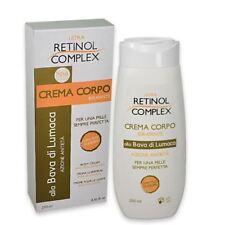 Crème pour le corps à la bave d'escargots - Ultra Retinol complex - 250 ml