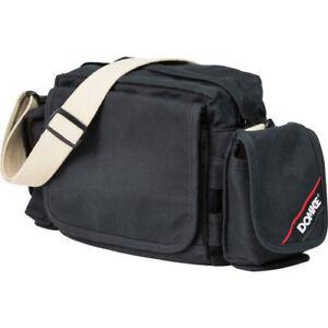 Domke Next Generation Crosstown Courier Camera Bag (Black Ruggedwear)