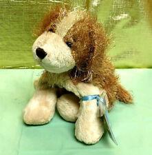 Ganz Webkinz Dog Cocker Spaniel Plush New Unused Sealed Code Stuffed Animal Toy