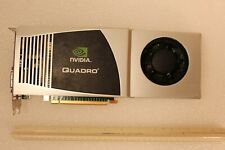 NVIDIA Quadro FX 5800 4GB 512-Bit PCI-E Video Card Dual DVI & DisplayPort