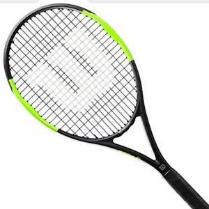 Wilson BLADE FEEL TEAM 103 - Tennisschläger besaitet - Sonderpreis