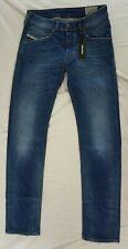 NWT Diesel Men's Belther RX380 Regular Slim Tapered Stretch Denim Jeans 27 x 32