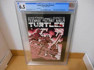 Teenage Mutant Ninja Turtles #1 CGC 6.5 Third Printing Mirage Studios1985