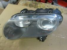 Rover 75 MG ZT Passenger Left NearSide Headlight MK2 Halogen Facelift XBC002770.