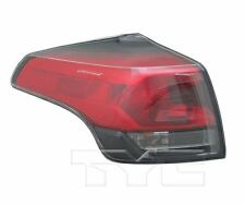 TYC NSF Left Side Tail Light Assy for Toyota RAV4 None LED 2016-2017 Models