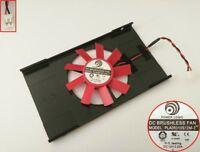 AMD Firepro GDDR5 V3900 video card Fan PLA05010S12M-2 DC 12V 0.2A 2-Pin
