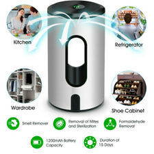 Usb O3 Ozone Generator Air Purifier Portable Sterilizer Sterilization 1000mg/h