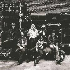 THE ALLMAN BROTHERS BAND AT FILLMORE EAST 2-LPS ITALY IMPORT 2008 STILL SEALED!