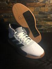 ADIDAS PRO ADVERSARY 2019 BB9189 Basketball Shoes Size 12  White/Black/Gum