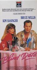 BLIND DATE - KIM BASINGER/BRUCE WILLIS - VHS