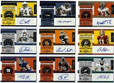 2011 Panini Contenders Rookie RC AUTO