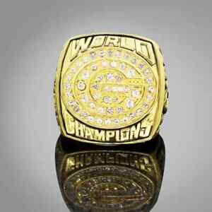1996 Green Bay Packers  Championship rings NFL