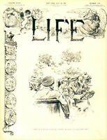1906 Life (7-26) Hang the murderer - don't electrocute!