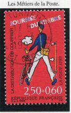 STAMP / TIMBRE FRANCE OBLITERE N°  2792 METIERS DE LA POSTE