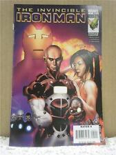 Vintage Comic- The Invincible Iron Man #5 November 2008 Purple Cover L91