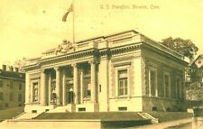 Norwich,CT. The Post Office 1907