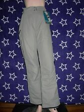 pantalon de ski /snowboard, femme, ROSSIGNOL RLP4P251  mineral en taille M / L