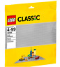 """Lego Classic 10701 LEGO Grey Baseplate 15"""" by 15"""" ~NEW~"""