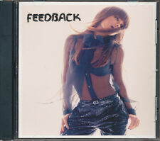 Janet Jackson Feedback RARE promo CD single (main / instrumental) 2007